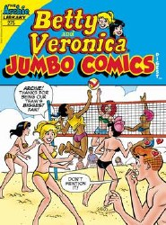 Betty & Veronica Jumbo Comics Digest #275