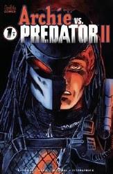 Archie Vs Predator 2 #1 (Of 5) Cvr D Francavilla