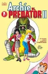Archie Vs Predator 2 #1 (Of 5) Cvr E Dan Parent