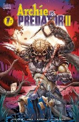 Archie Vs Predator 2 #1 (Of 5) Cvr F Tucci