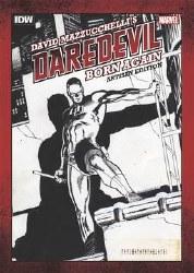 David Mazzuchellis Daredevil Born Again Artisan Ed Tp (C: 0-