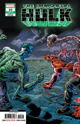 Immortal Hulk #10 3rd Ptg Bennett Var