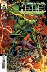 Immortal Hulk #12 3rd Ptg Bennett Var