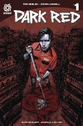 Dark Red #1 2nd Ptg