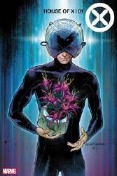House Of X #1 (Of 6) Pichelli Flower Var