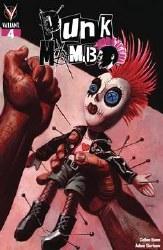 Punk Mambo #4 (Of 5) Cvr A Brereton