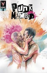 Punk Mambo #4 (Of 5) Cvr B Mack