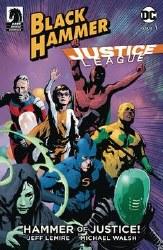 Black Hammer Justice League #1(Of 5) Cvr B Sorrentino