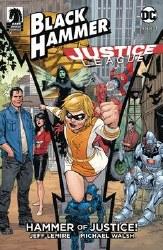 Black Hammer Justice League #1 (Of 5) Cvr C Paquette