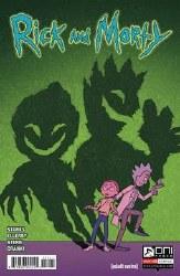 Rick & Morty #52 Cvr B Ganucheau (C: 1-0-0)