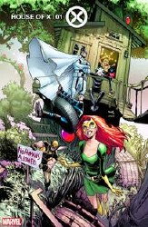 House Of X #1 (Of 6) Party Var