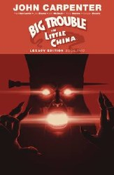 Big Trouble In Little China Legacy Edition Tp Vol 02 (C: 0-1