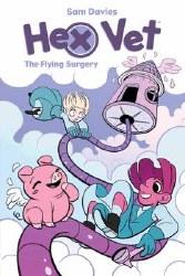 Hex Vet Original Gn Vol 02 Flying Surgery (C: 0-1-2)