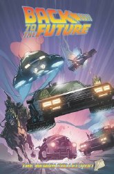 Back To The Future The Heavy Coll Tp Vol 02 (C: 0-1-2)