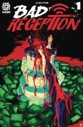 Bad Reception #1 Cvr A Doe