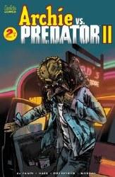 Archie Vs Predator 2 #2 (Of 5) Cvr A Hack