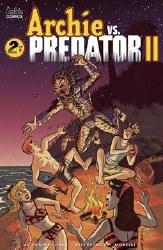 Archie Vs Predator 2 #2 (Of 5) Cvr C Galvan