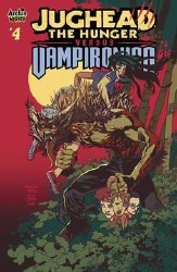 Jughead Hunger Vs Vampironica #4 Cvr A Pat & Tim Kennedy (Mr