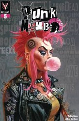Punk Mambo #5 (Of 5) Cvr A Brereton