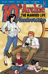 Archie Married Life 10 Years Later #1 Cvr E Lopresti