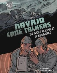 Amazing World War Ii Stories Gn Navajo Code Talkers (C: 1-1-