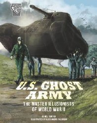 Amazing World War Ii Stories Gn Us Ghost Army (C: 1-1-0)