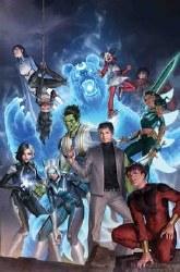 Agents Of Atlas #1 (Of 5)