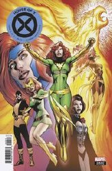 House Of X #2 (Of 6) Character Decades Var