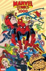 Marvel Comics #1000 Allred 60s Var