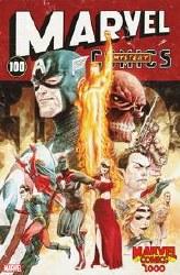 Marvel Comics #1000 Andrews Decade Var