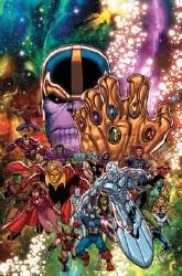 Marvel Comics #1000 Lim 90s Var