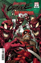 Absolute Carnage Vs Deadpool #1 (Of 3) Panosian Var Ac