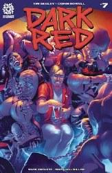 Dark Red #7