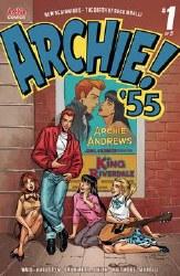 Archie 1955 #1 (Of 5) Cvr B Coronado