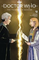 Doctor Who 13th #12 Cvr C 12th Doctor