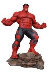 Marvel Gallery Red Hulk Pvc Fig