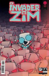 Invader Zim #47 Cvr B Cab (C: 1-0-0)