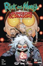 Rick & Morty Vs D&D Ii Painscape #1 Cvr A Ito (Mr)