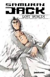 Samurai Jack Lost Worlds Tp (C: 0-1-2)