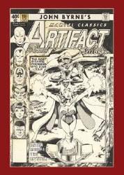 John Byrnes Marvel Classics Artifact Edition Hc (Net) (C: 0-