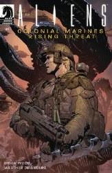 Aliens Colonial Marines Rising Threat #1 Cvr A Jones & Gough