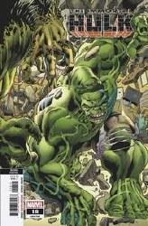 Immortal Hulk #18 2nd Ptg Bennett Var