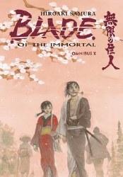 Blade Of Immortal Omnibus Tp Vol 10 (Mr) (C: 1-1-2)