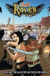 Princeless Raven Pirate Princess Tp Vol 09 Black Fort (C: 0-