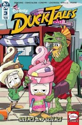 Ducktales Silence & Science #3 (Of 3) Cvr B Various (C: 1-0-