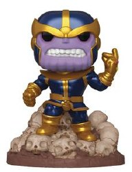 Pop Marvel Heroes Thanos Snap 6in Px Deluxe Vinyl Figure (C: