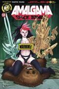 Amalgama Space Zombie #3 Cvr D Espinosa Risque (Mr)