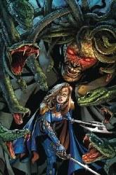 Belle Oath Of Thorns #4 (Of 6) Cvr A Johnson