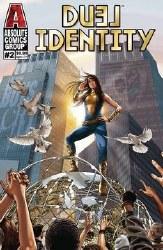Duel Identity #2 Cvr B Gold Holographic Foil