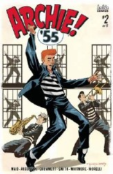 Archie 1955 #2 (Of 5) Cvr C Randolph